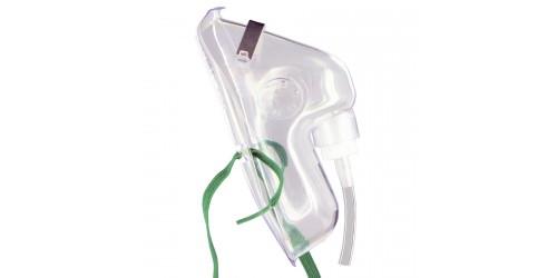 Masque à oxygène à moyenne concentration